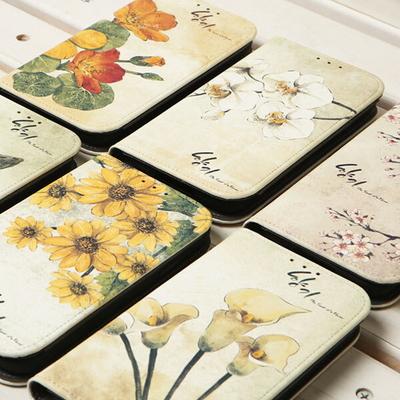 아이폰 12 mini 지갑케이스 향기