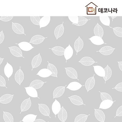 은은한 네이쳐무드 나뭇잎 창문시트지 EDW-803