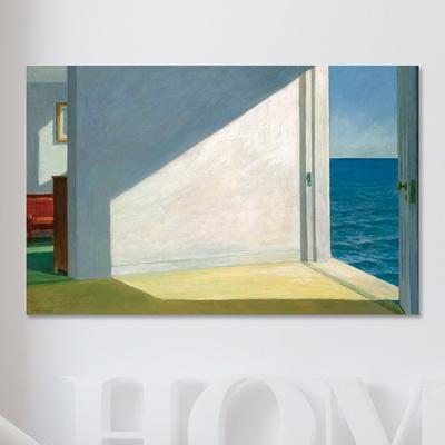에드워드호퍼 Rooms by the Sea 1959 캔버스액자