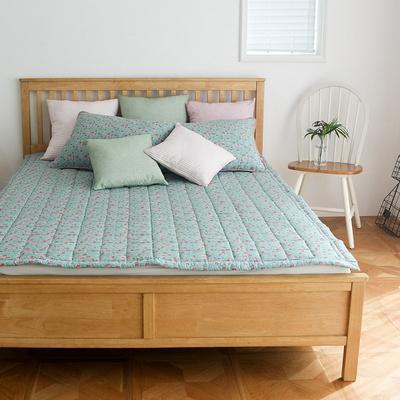 60수 순면 부드러운 로지 침대패드 4색택1