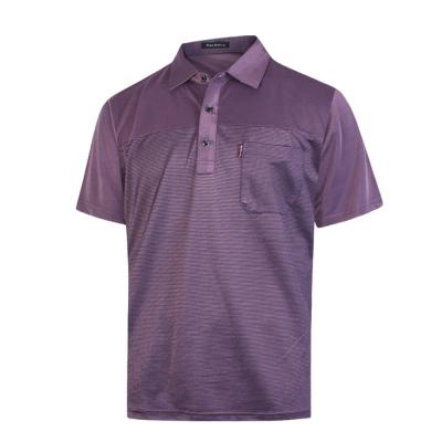 [필골드]파크타운 남성 인견 절개라인 반팔 카라 티셔츠 PT600n601