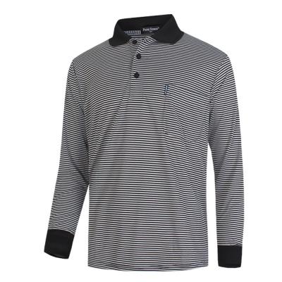 [필골드]파크타운 남성 패턴 카라 긴팔 티셔츠 PT01n901