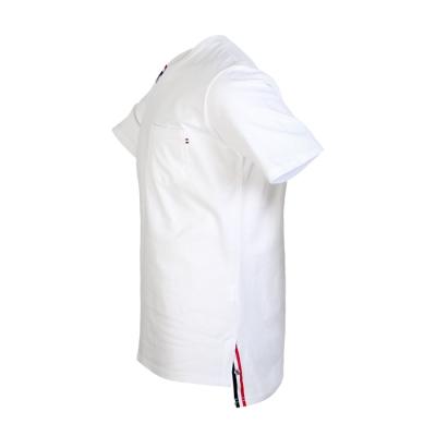[필골드]MD321 탐포켓 20수 브이넥 반소매 티셔츠