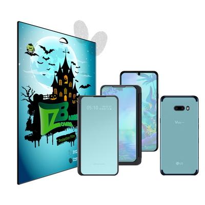 LG V50S씽큐 스마트폰+듀얼액정+후면4종지문방지필름