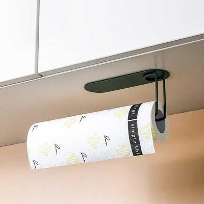 접착식 키친타올 걸이  주방정리용품