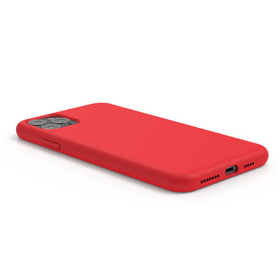 주파집 아이폰11 실리콘 정품 케이스
