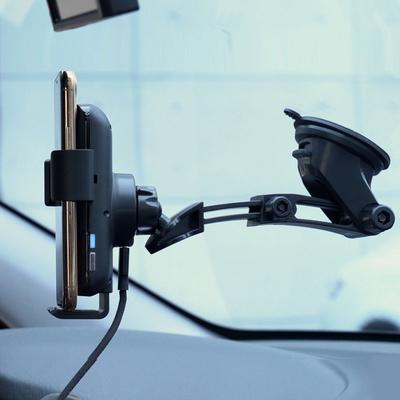 주파집 15W 차량용 센서 무선 고속충전거치대 4세대 CWC01