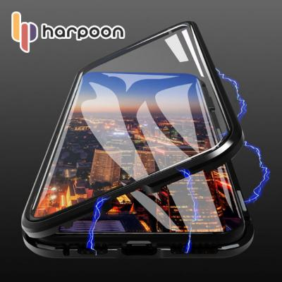 갤럭시 S9플러스 360도 전면 강화글라스 마그네틱케이스