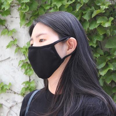 [당일출고]연예인 마스크 3D입체형 코로나19마스크 2중 면마스크 1+1