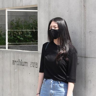 [당일출고]마스크닷 연예인 마스크 3D입체형 코로나19마스크 여름용 2중 면마스크