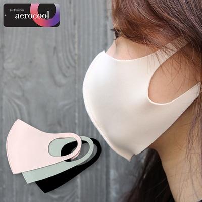 [당일출고] 숨쉬기 편한 여름용 쿨 3D 입체 연예인 패션 마스크 _ 성인용