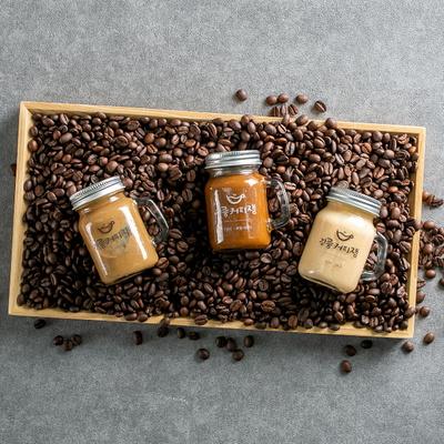 은은한 강릉의 커피향이 그대로 커피잼 3종세트
