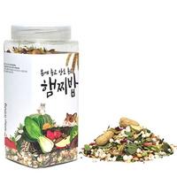 햄찌밥 사료 550g