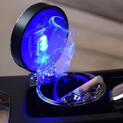 차량용 도깨비 LED 재떨이