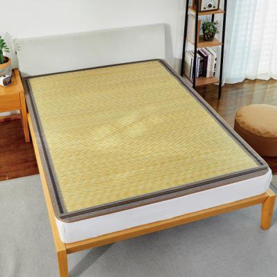 한일의료기 고급대자리 대나무자리 침대자리 대형