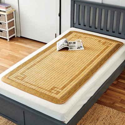 한일의료기 마작자리 대나무자리 침대자리 메쉬형 싱글