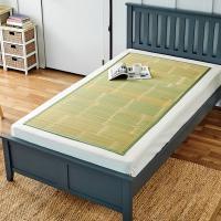 한일의료기 청대자리 대나무 침대자리 싱글 90x180