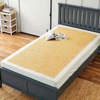한일의료기 마작자리 대나무 침대자리 싱글 90x180