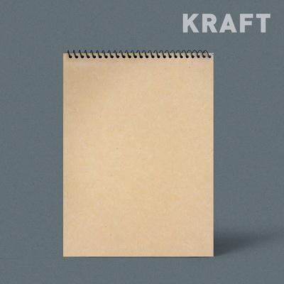 크라프트 종합장 (25매 10권)