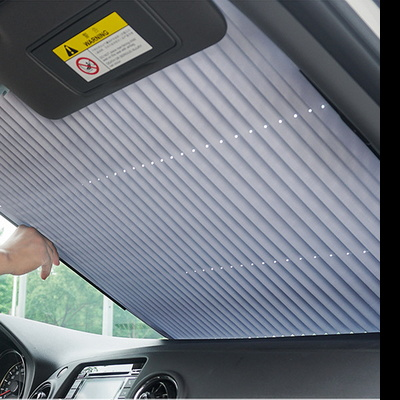 차량용 햇빛가리개 앞유리 자동차 커버