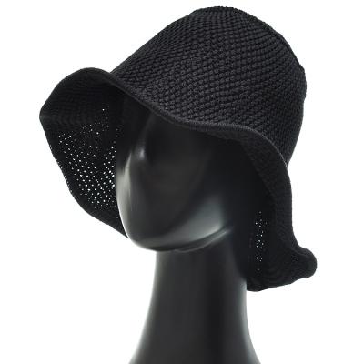 JJU05.니트 여성 벙거지 모자 버킷햇 가을 봄 중년