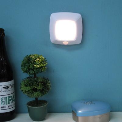 무선감지 LED센서등 현관조명 ICLE-H17M (3개세트)