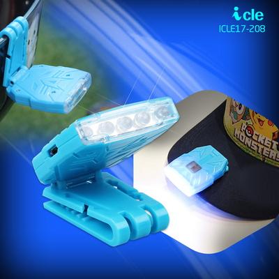충전식 LED 캡라이트 휴대용 작업등 ICLE17-208