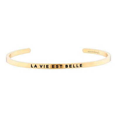 La Vie Est Belle 패션팔찌