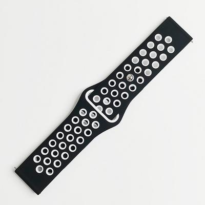 갤럭시워치 액티브1 2 스포츠 펀치리버스 실리콘 스트랩 시계줄