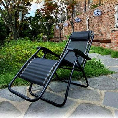 1인용 접이식 의자 각도조절 캠핑의자