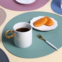 벨류세라믹 실리콘 테이블 식탁 매트 (고급형) 6color