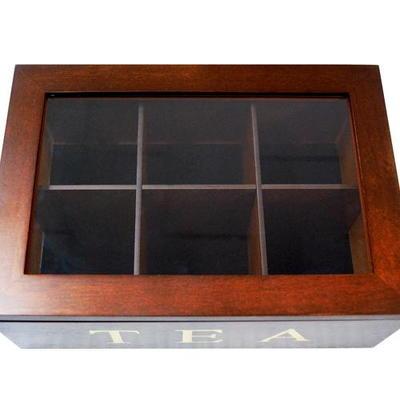 Tea Box Gold 6칸 (1068TB6)