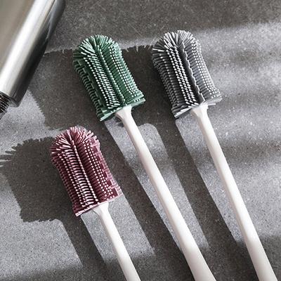 파스텔 실리콘 텀블러 세척솔(3color)