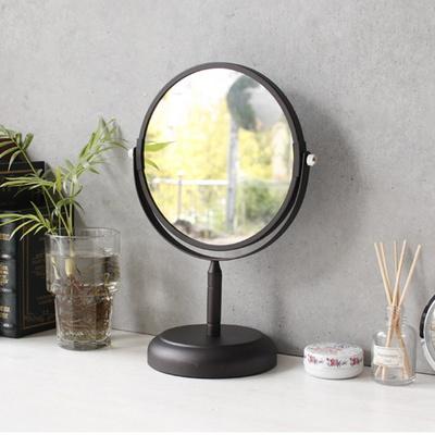 스탠드 블랙 골드 거울 (2type)
