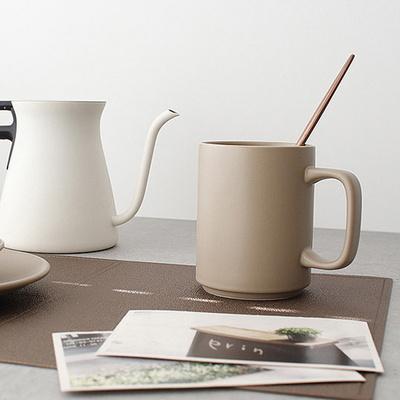 에크렌 롱머그 컵 (4color)