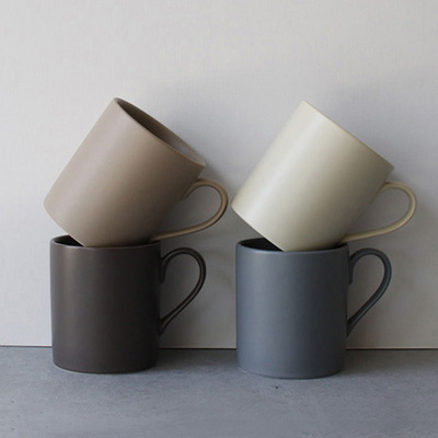 에크렌 머그 컵 270ml (4color)