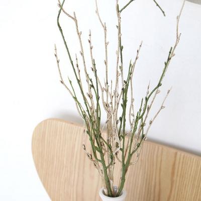 브라운 슬림 나무가지 조화(2type)