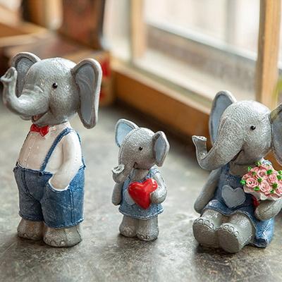 청그레이 코끼리 3p set