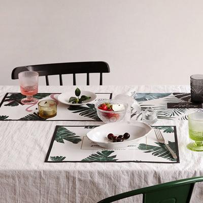 푸코 일러스트 테이블매트 식탁매트 (7type)