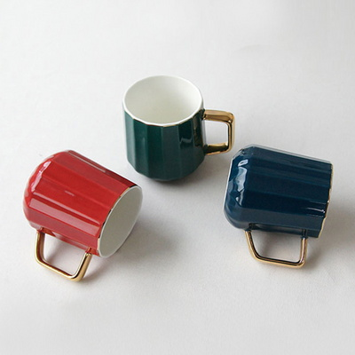 펜타 골드 머그컵 (3type)