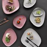 까사무띠 레아 오가닉 플레이트 접시 (15type)