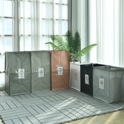 재활용 3단 분리수거함(2size)