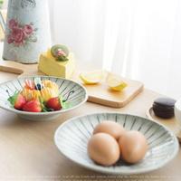 일본 아케미 깊은 접시 대 2p set