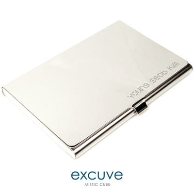 excuve-TGX3 이니셜각인 명함케이스-카드케이스