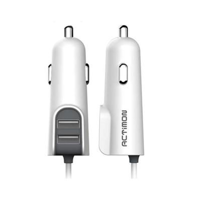 [안전인증]멀티 USB포트 5핀 일체형 차량용충전기