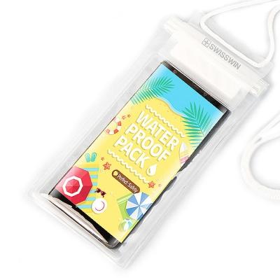 3단롤링 스마트폰 방수팩