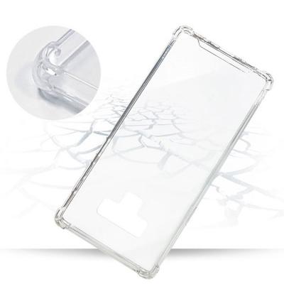 클리어 심플 젤하드 케이스(갤럭시A90 5G)