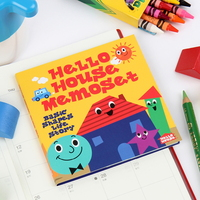 Hello House Memo set