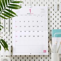 2021 chachap Wall calendar