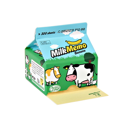 Hello Cow Milk Memo(Banana)